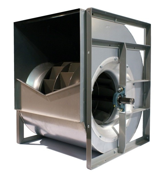 Automotive prep limited finishing aluminum isolation for Paint booth fan motor