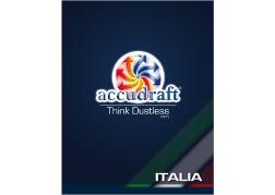 Accudraft ITALIA Downdraft Automotive Paint Booth Full Brochure JPEG 252x179