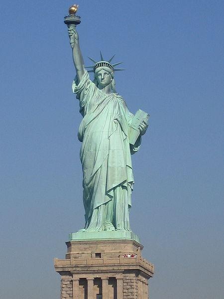 Statue of Liberty Galvanic Corrosion