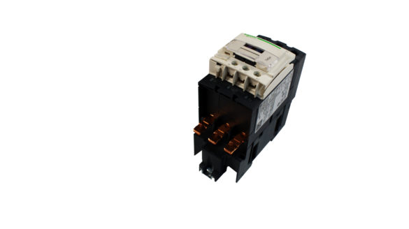 Contactor - 40 A Three Pole / 120 V For Paint Booth