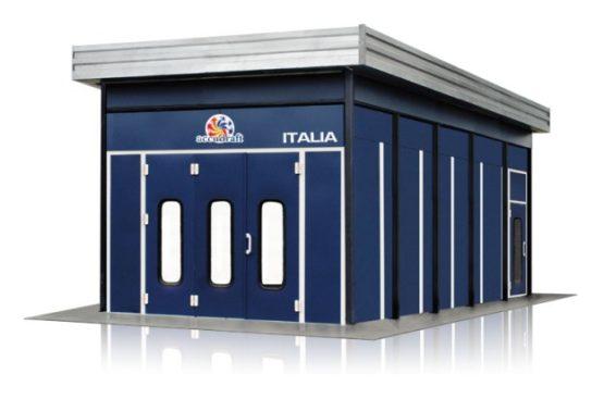 Italia Paint Booth