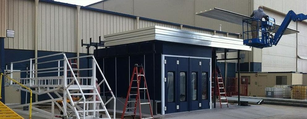 Things to Know About DIYing a Paint Booth