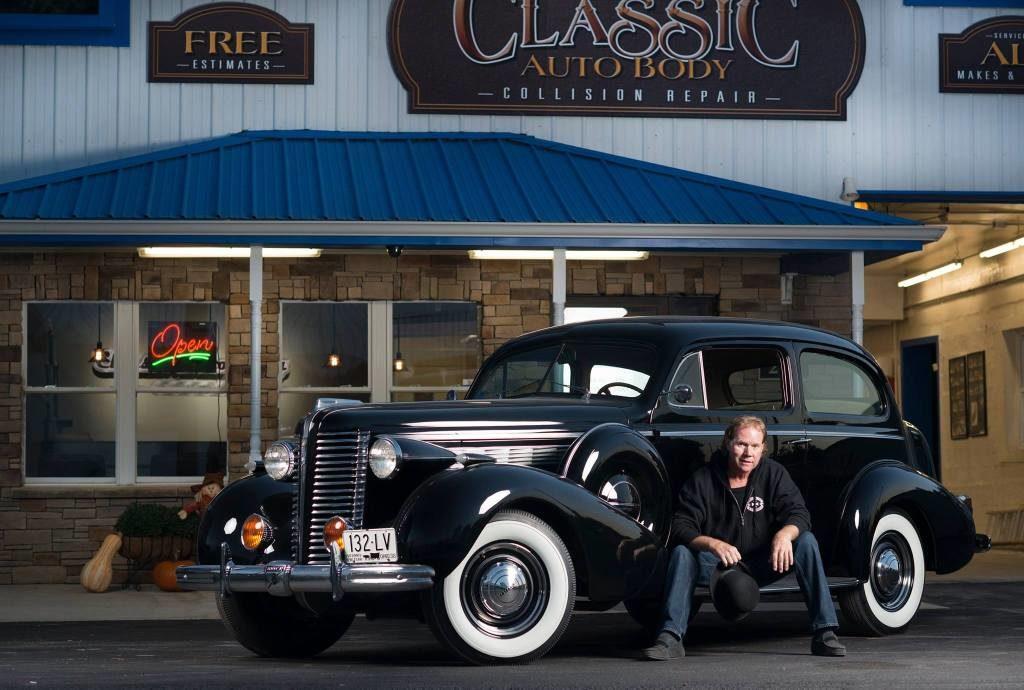 Case Study: Classic Auto Body