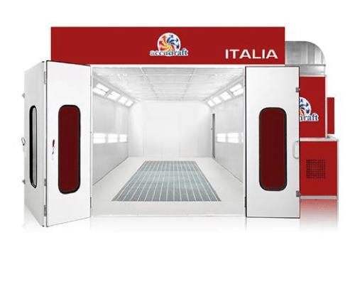 Accudraft Italia Paint Booth