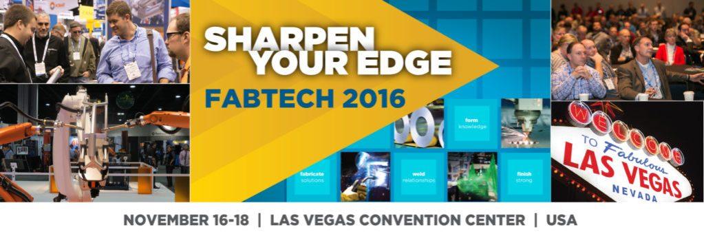 2016 Fabtech Expo with Accudraft
