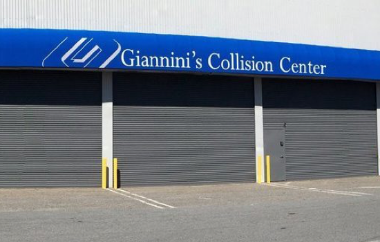 Giannini's Auto Body Shop case study by Accudraft
