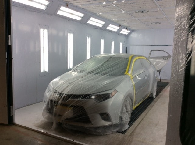 A+ Auto Body Results with Accudraft