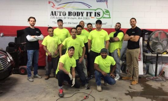 auto body it is