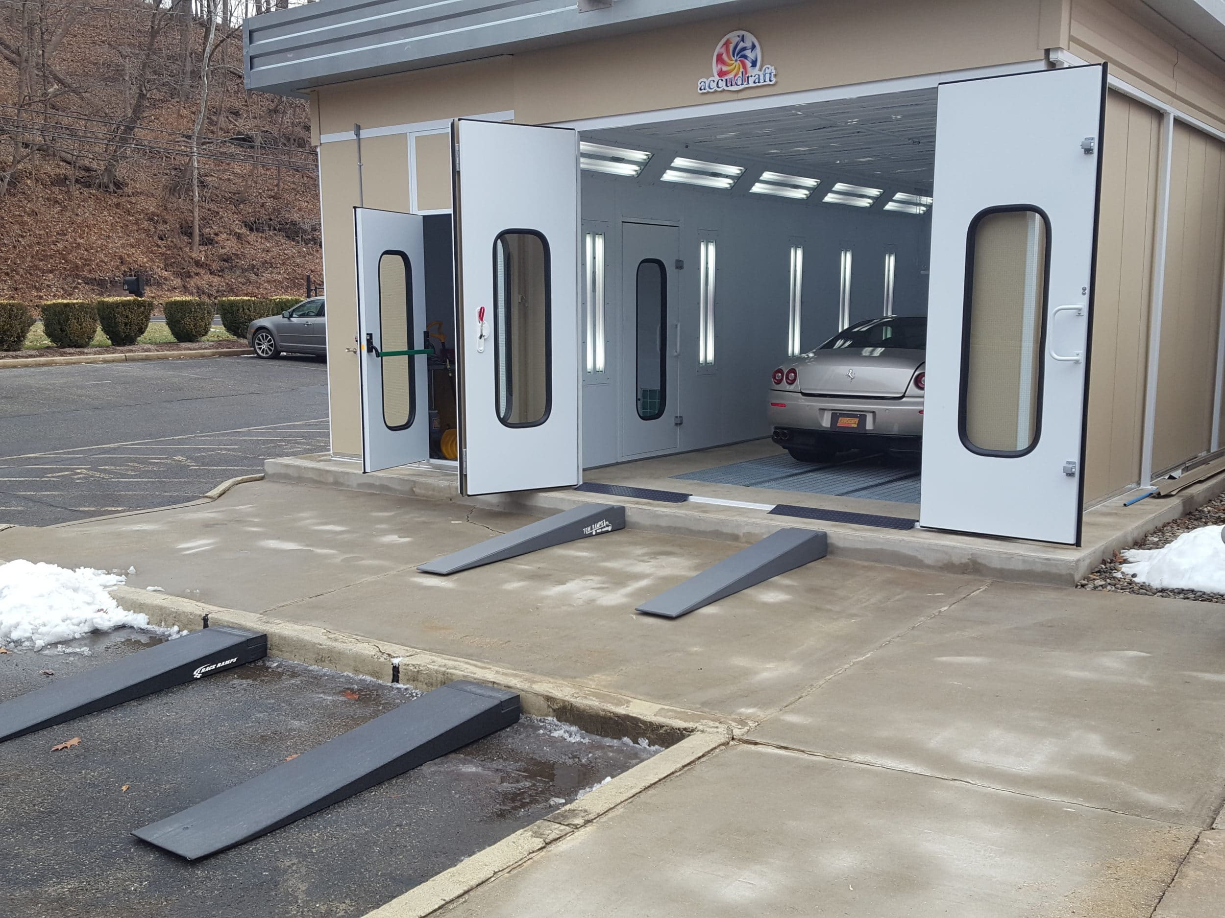 Exoticars USA - An Accudraft Paint Booth Customer Case Study