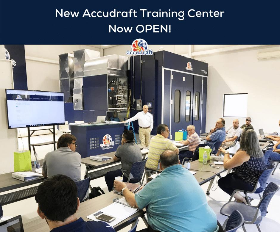Accudraft Training Center Now Open
