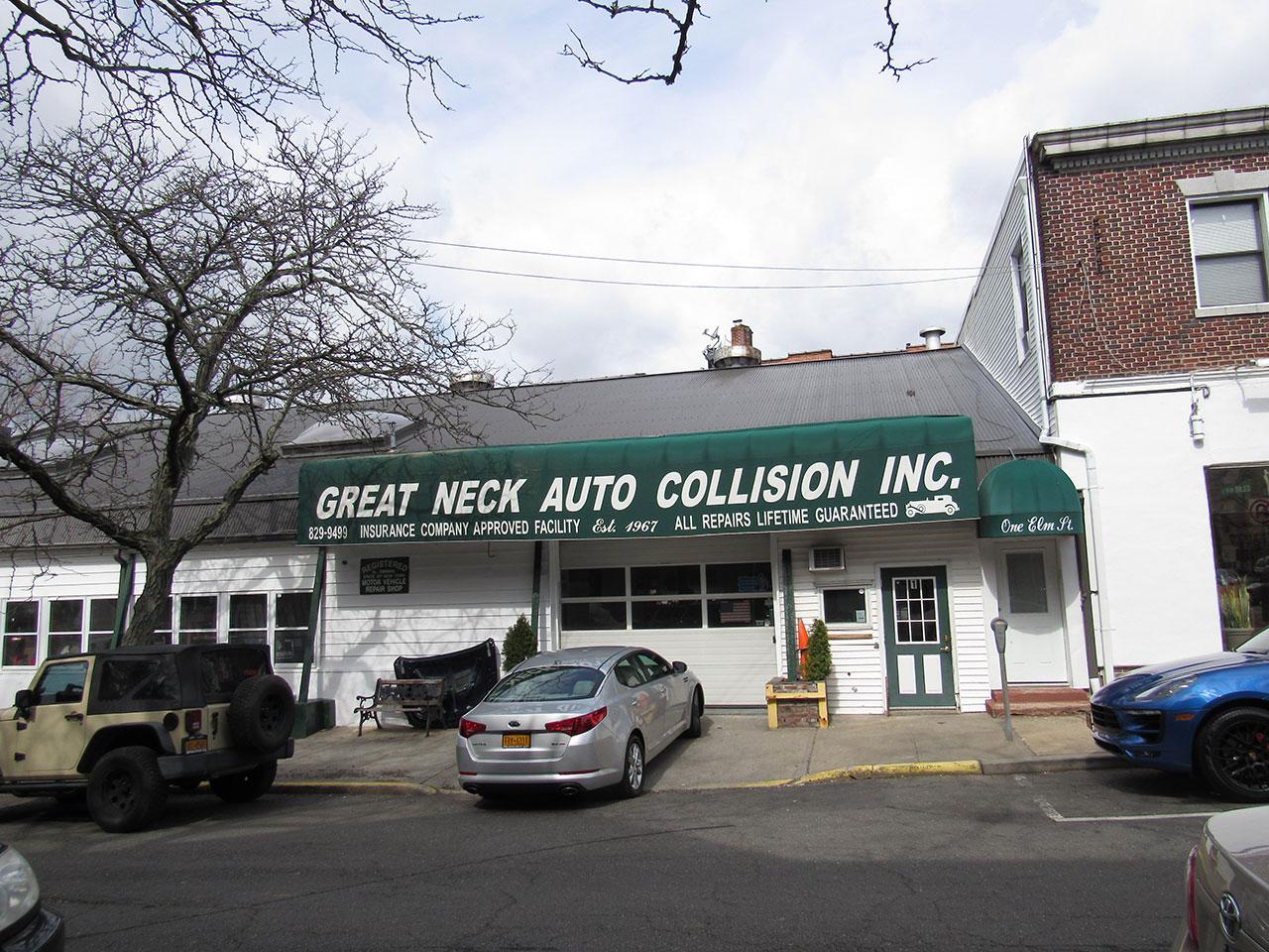 Creat Neck Collision, Inc.