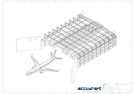 Aerospace paint hanger design
