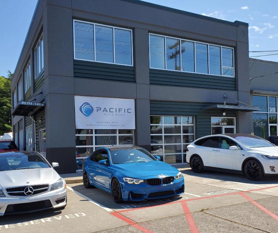 Pacific Auto Body