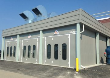 What Are EPA Regulations for Paint Booth Facilities?