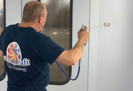 The Spray Booth Cleaning Services Your Facility Needs (And Why)