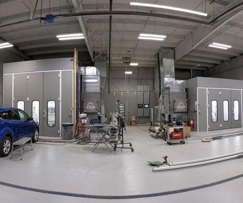 Should You Buy a Paint Booth New or Used? [Answered]
