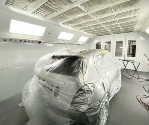 How Does Humidity Affect Paint? - Expert Spray Booth Advice