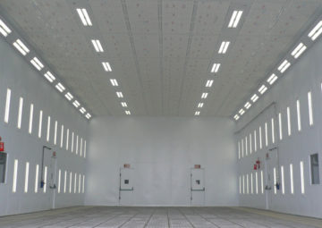 The Importance of Paint Booth Lighting